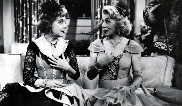 Bea Benaderet and gracie allen