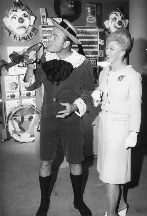 Radio Spirits » Blog Archive » Happy Centennial Birthday, Red Skelton!