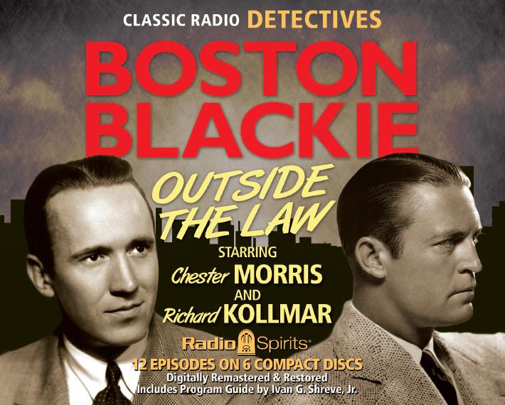 Radio Spirits » Blog Archive » Review: Meet Boston Blackie