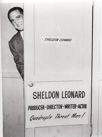 sheldon leonard family guy