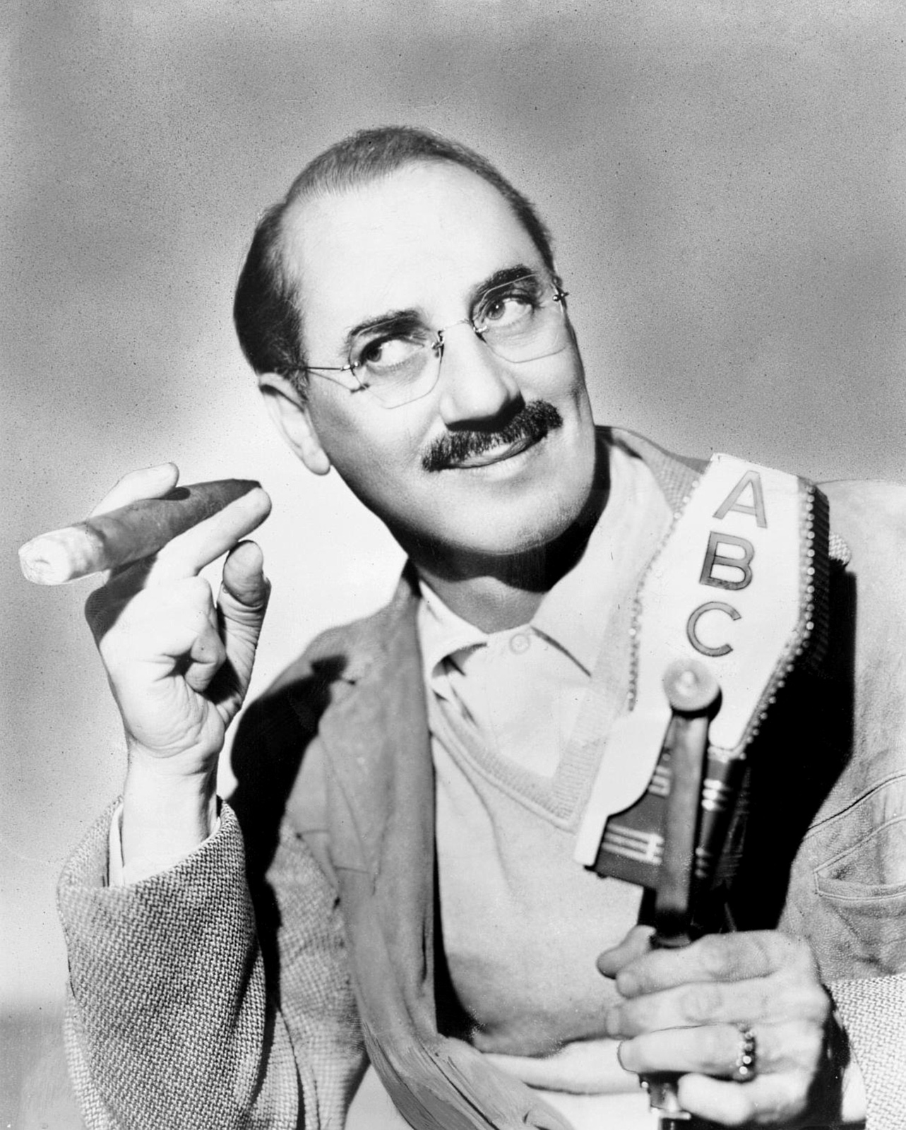 Radio Spirits Blog Archive Happy Birthday Groucho Marx